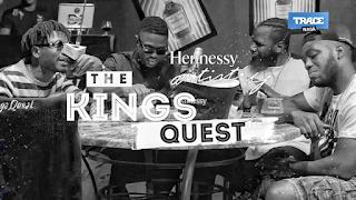 Hennessy Cypher - Vector, PJ Odukoya, Jessay & Prometh
