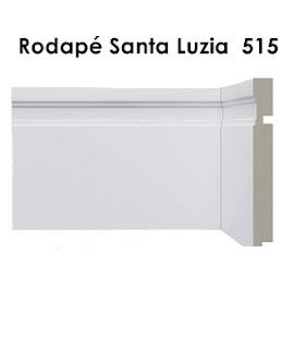 Rodapé Branco na Vila Andrade