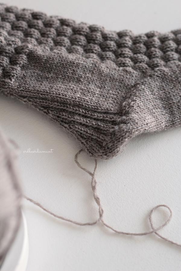 Sockenliebe | erdbeerdiamant | mit Liebe gemacht | Sockenglück