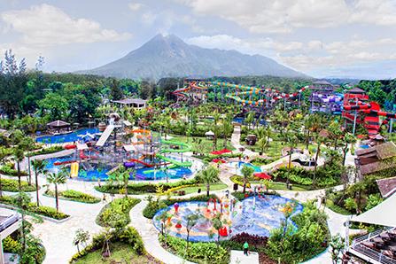 10 Wahana Terbaik di Jogja Bay Waterpark
