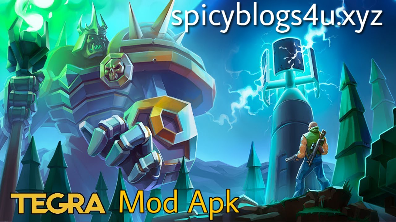 Download Tegra Crafting and Building v1.1.14 APK + MOD for Android | Spicyblogs4U