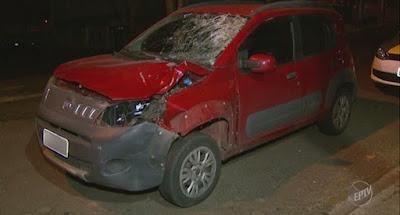 Padre atropela e mata um homem ao dirigir bêbado no interior de SP