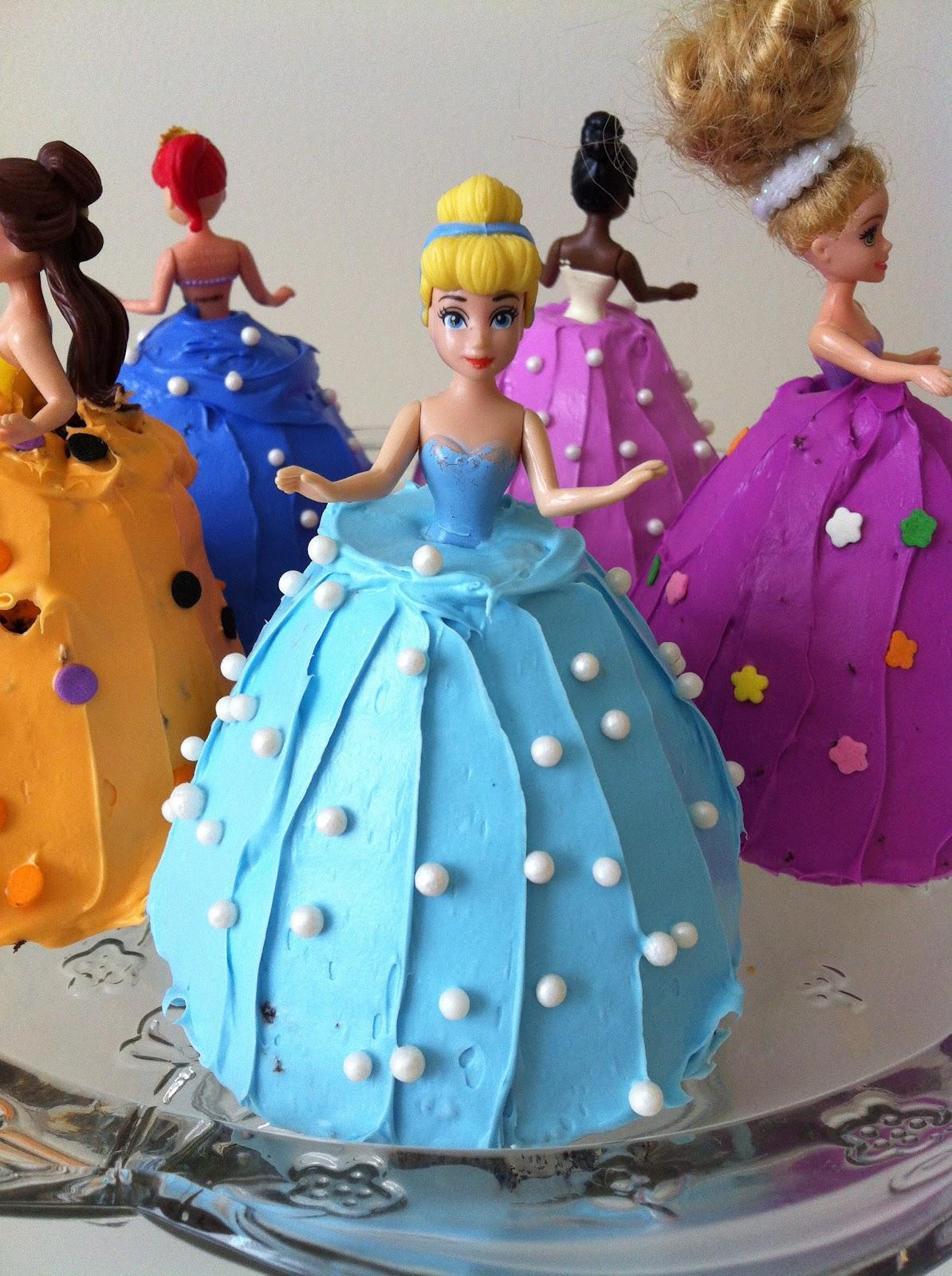 Mini Princess Cakes Charisa Darling