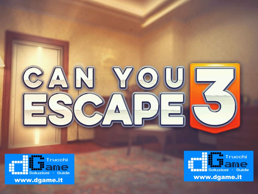 Soluzioni Can You Escape 3 di tutti i livelli | Video YouTube