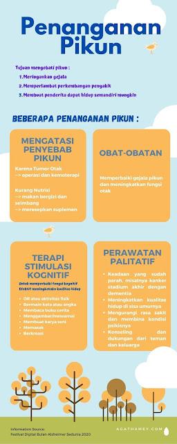 Infografis Penanganan Pikun