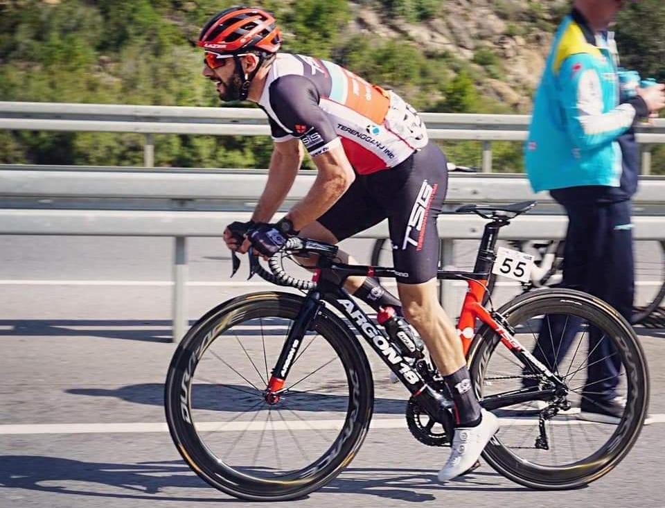 الجائزة الكبرى كازيبازا لدراجات: رقيقي يوسف في المركز السادس