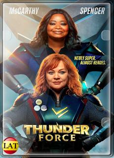 Fuerza Trueno (2021) DVDRIP LATINO