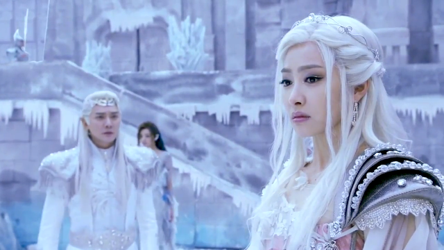 Episode 57 Ice Fantasy Victoria Song