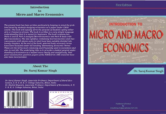 Introduction to Micro and Macro Economics