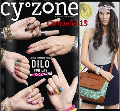 Cyzone Campaña 15 2016 Online