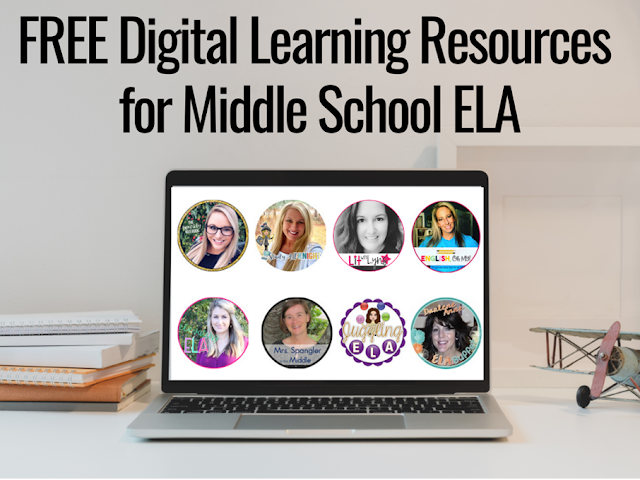 FREE ELA Resources