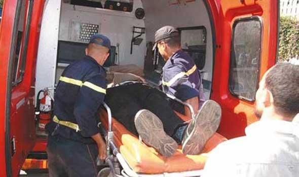 عاجل بأكادير : استنفار كبير بعد إصابة ما يناهز 15 من العالقين وسط فندق بأكادير، و نقلهم إلى المستشفى على عجل.