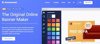 App Desain Banner Online