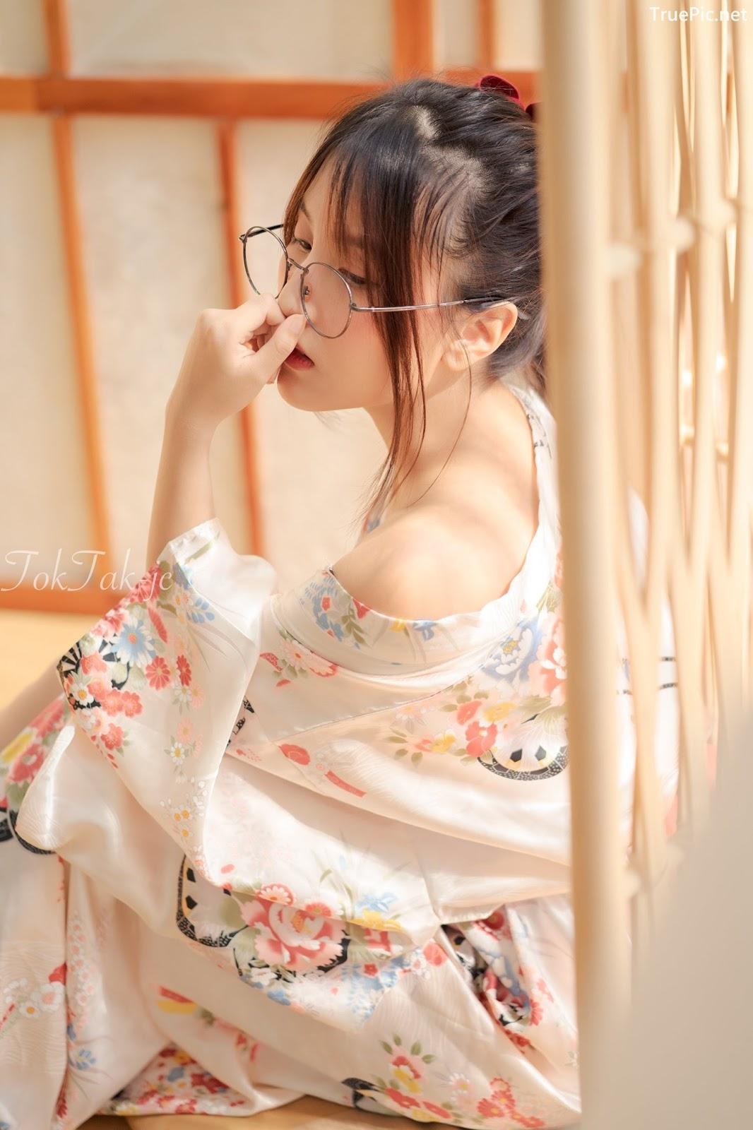 Image Thailand Model - Phunnita Intarapimai - Sexy Kendo Girl - TruePic.net - Picture-5