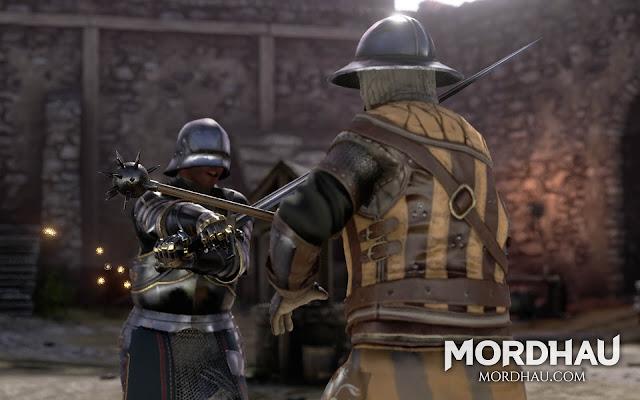 تحميل لعبة Mordhau للكمبيوتر