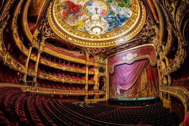Paris Opera, Paris, Prancis