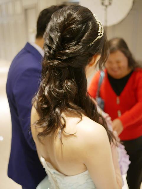 台北新秘 | 台北新娘秘書 | 台北新秘推薦 | C型瀏海 | 新娘公主頭造型 | 新秘TsaiSummer | 送客造型2018 | 新娘氣質妝感 | 新娘髮型2018  | 髮帶造型