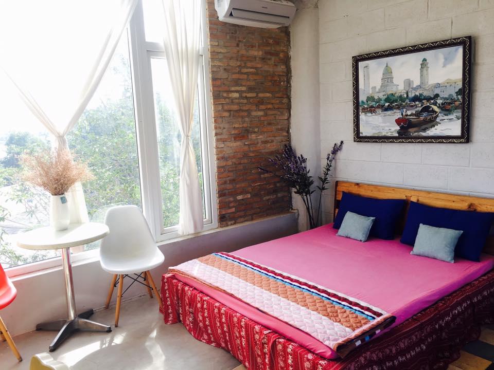 Ngủ lại một đêm ở Nhà Quê homestay view hải đăng ngắm trọn TP Phan Thiết