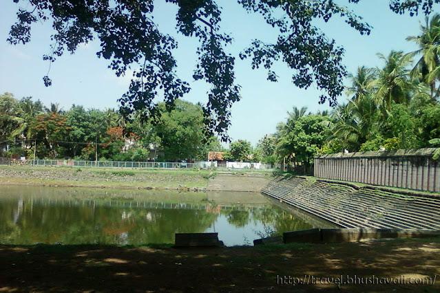 Madambakkam Dhenupureeswarar Temple Tank Theertham