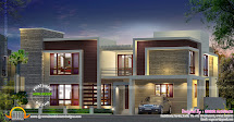 House Elevation Modern Villa Design