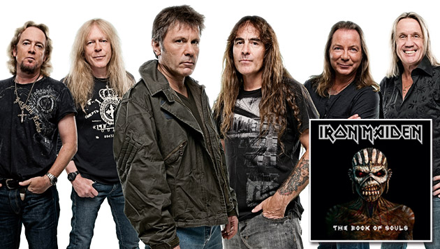 Iron Maiden: Bruce Dickinson & the tumor
