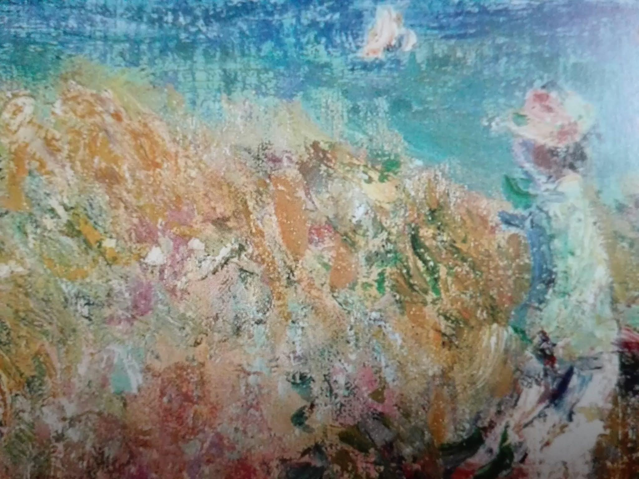 Ecco 5 consigli per dipingere un quadro anche se credi di non avere talento! Artistah24 It Come Dipingere Un Quadro Impressionista Tecnica E Metodo