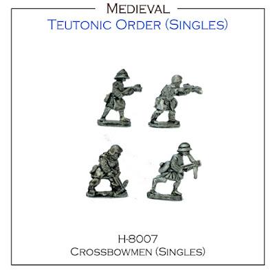 H-8007 Teutonic Crossbowmen