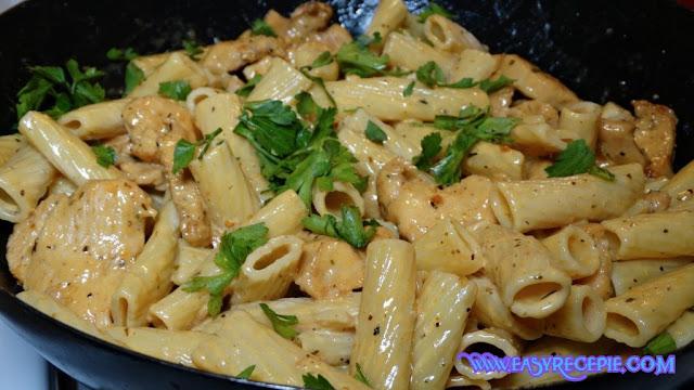 Creamy Cajun Chicken Pasta Recipe Restaurant at Home