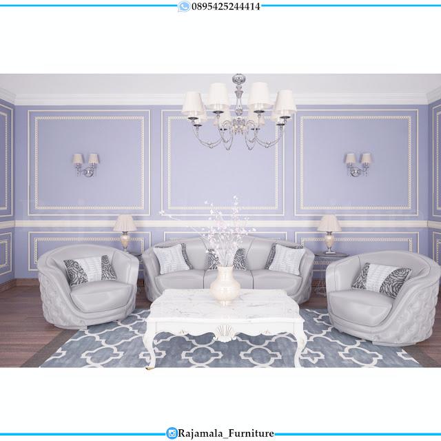 Jual Sofa Tamu Minimalis Terbaru Jepara Luxury Furniture Classic RM-0316