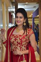 Jenny Honey in Stunning Dark Red Anarkali Dress at Splurge   Divalicious curtain raiser ~ Exclusive Celebrities Galleries 095.JPG