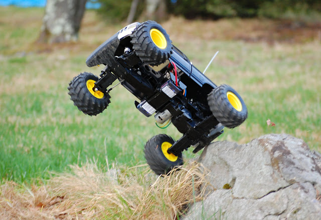 Tamiya Blackfoot Xtreme photos