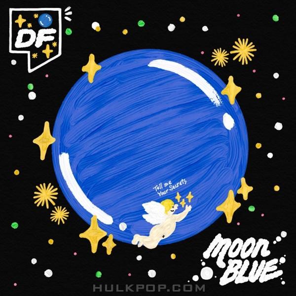 GRAY – DINGO X GRAY – Moon Blue – Single