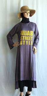 Gamis Hijab Street Style GKM4703