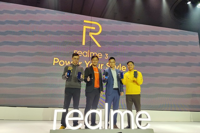 Realme 3 Philippine Launch