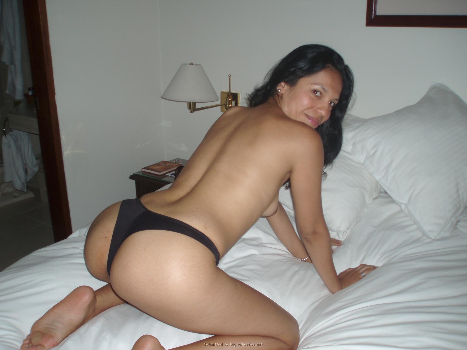 Homemade latin couple hotel sex 2