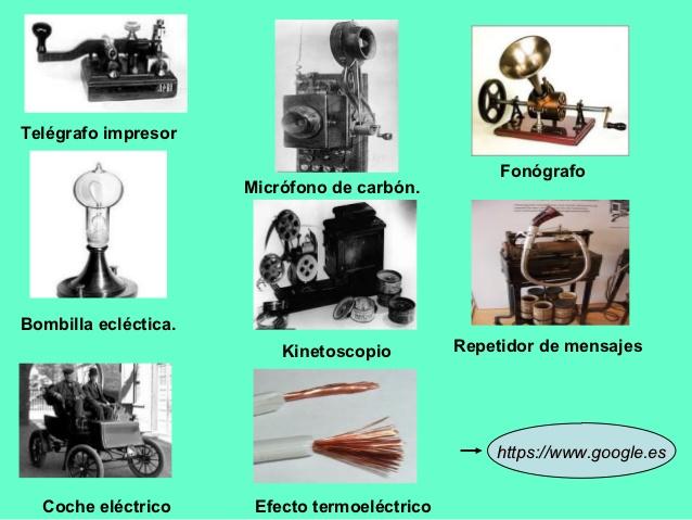 inventos edison