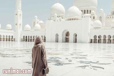 doa berangkat menuju masjid malaikat menyertai