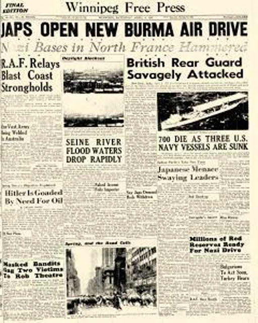 Winnipeg Free Press 4 April 1942 worldwartwo.filminspector.com