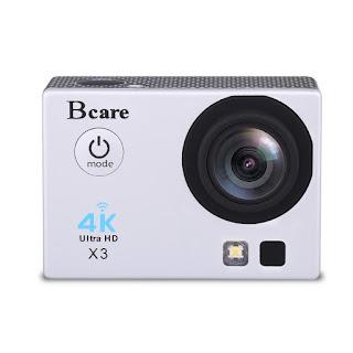 Bcare BCam X-3 4K Ultra HD Wifi