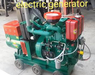 Electric generator kya hota hai hindi | types | working