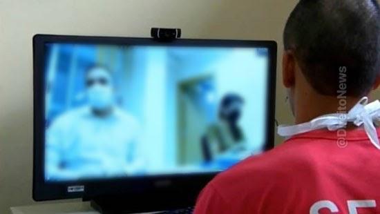 stf autoriza audiencias custodia videoconferencia pandemia