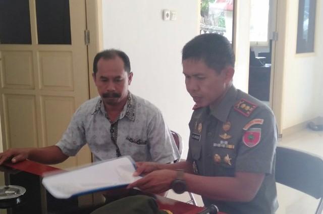 Dandim 1424/Sinjai, Berpesan Pada Pelaksanaan TMMD ke-105 di Bulupoddo