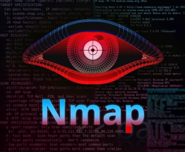 NMAP CheatSheet