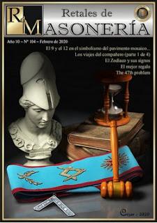 Retales Masonería 104 – Febrero 2020
