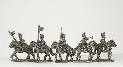 NPR11   Landwehr cavalry
