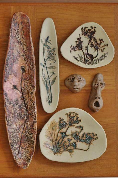 gliniane naczynia diy