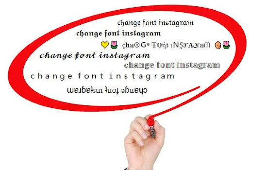 Change Font Instagram Can Make the Profile Looks Attractive