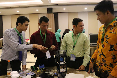 Kursus STELR - STEM Education di Bandung - Hari 03