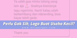 Pentingnya Logo Untuk Usaha Kecil