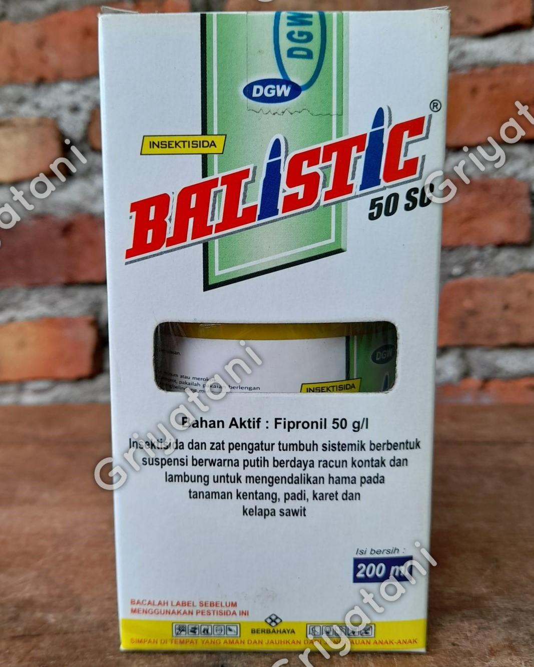 Balistik 50 SC